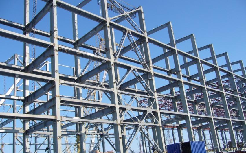 Двутавровая балка № 20 предназначена для строительно-монтажных работ и укрепления секций корпуса здания