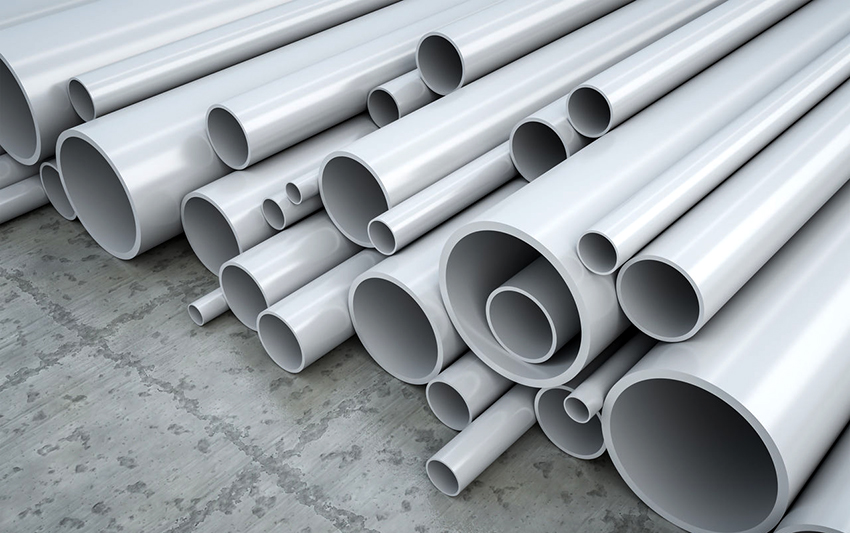 Чтобы сделать поливалку для газона понадобятся пластиковые трубы с сечением 50 мм