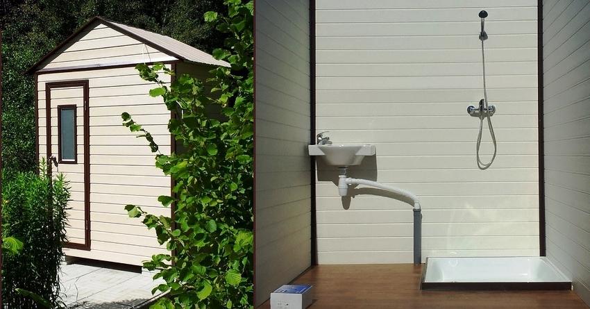 Дизайн или внешний вид душевой конструкции с подогревом имеет немаловажное значение