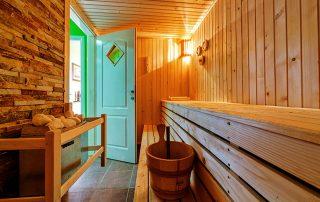 Дверь для бани и сауны: выбираем красивые и влагоустойчивые модели