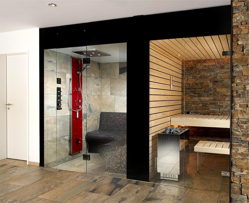 Средняя цена на двери для бани из стекла варьируется от 3500 до 7000 рублей