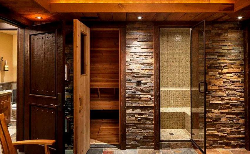 Деревянные двери для бани и сауны будут стоить от 4000 до 19000 рублей