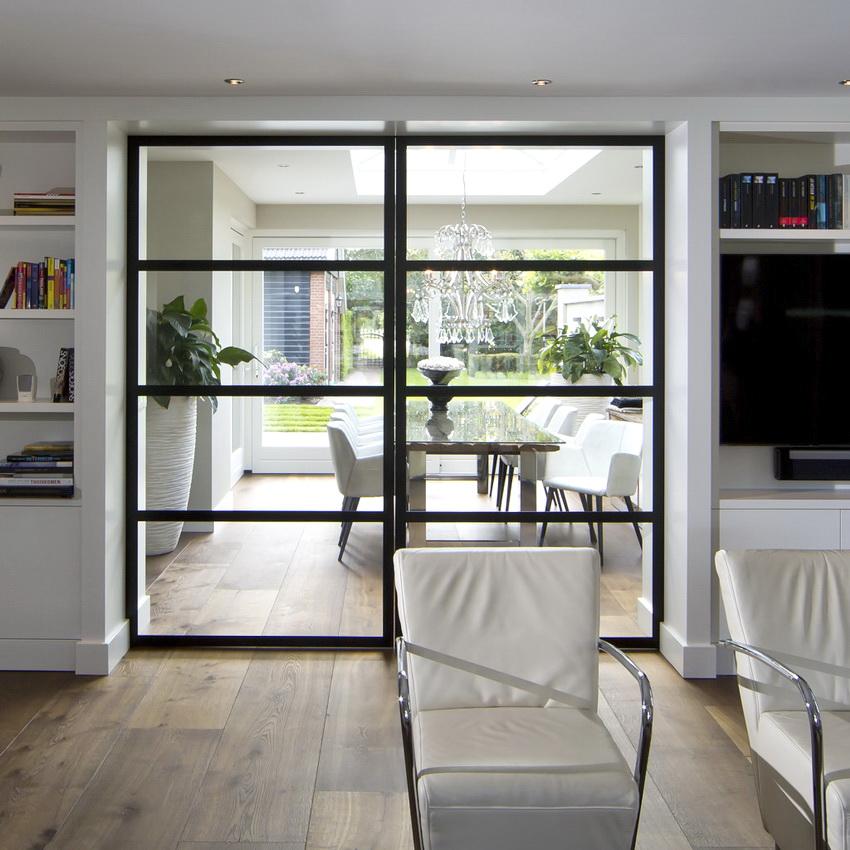 Качественные межкомнатные двери из стекла способны украшать собой помещение в течение долгих лет