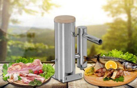 Дымогенератор для холодного копчения продуктов: сборка из подручных средств