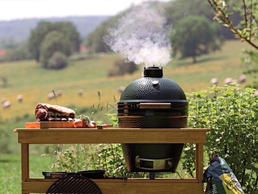 Керамика помогает сохранять сок, свежесть продуктов и исключает пересушивание при приготовлении