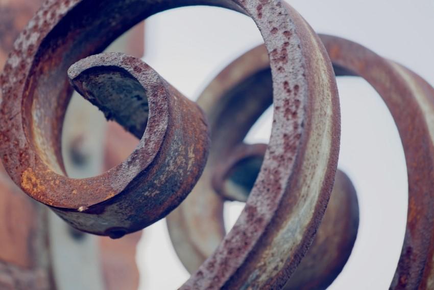 Холодная ковка - один из древних методов обработки металла