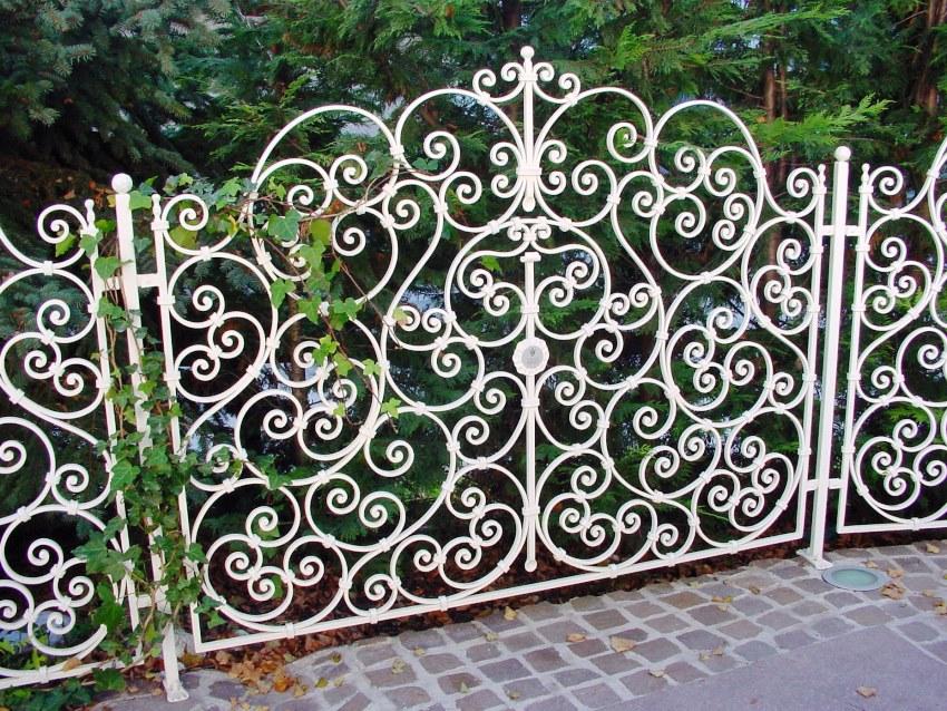 Изделия в стиле барокко являются наиболее распространенными