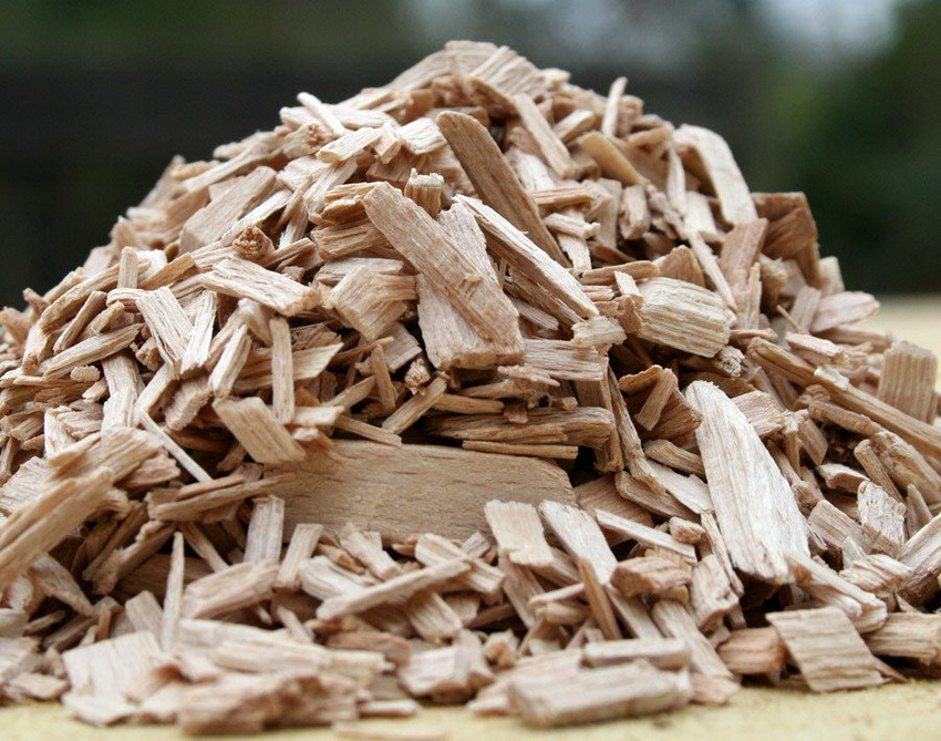 Каждой породе дерева свойственен свой особый аромат