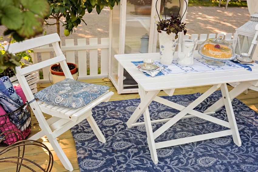 Основные требования к мебели для беседки – это практичность, износостойкость и удобство
