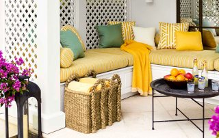 Мебель для беседки: комфорт и гармония в сочетании с изяществом