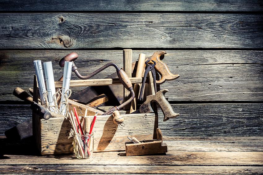 Перед работой необходимо подготовить все необходимые материалы и инструменты