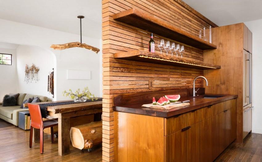 Деревянная мебель относится к наиболее долговечной и практичной в использовании