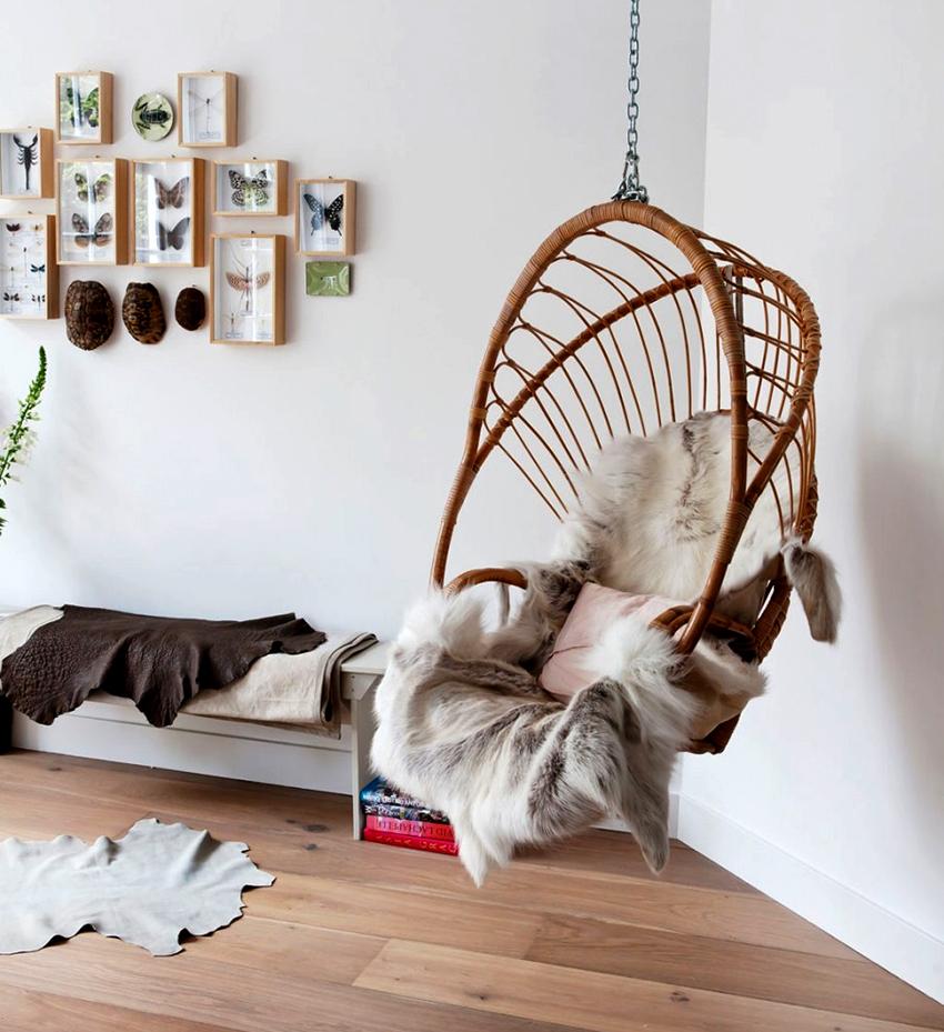 Натуральный ротанг – это лиана из деревьев семейства пальмовых