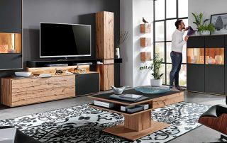 Мебель из сосны: изящество и гармония в дизайне интерьеров