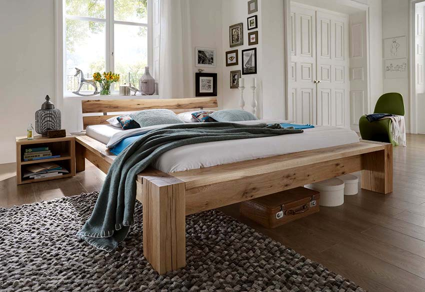 Pine furniture is characterized by durability and high strength