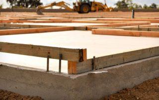 Монолитная плита фундамента: надежное основание для дома
