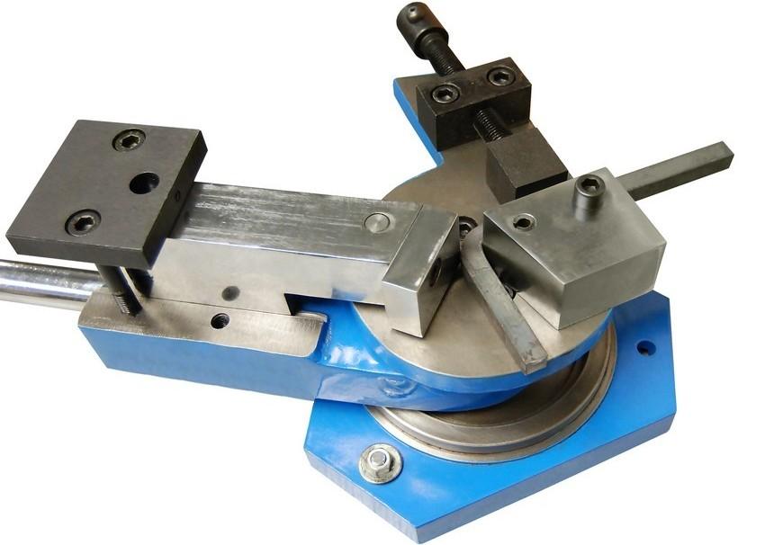 Изготовление прямоугольных гнутых конструкций методом холодной ковки на станке гнутик