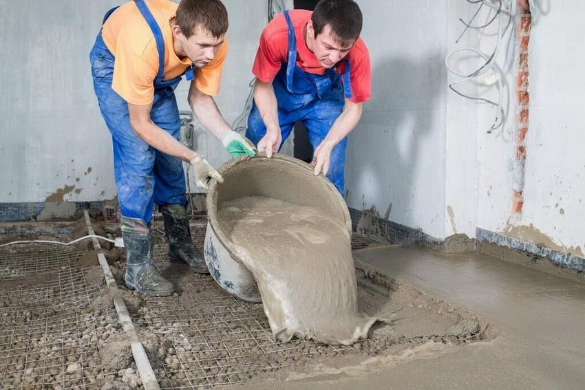 Керамзит имеет высокие термоизоляционные свойства и обходится дешевле других материалов
