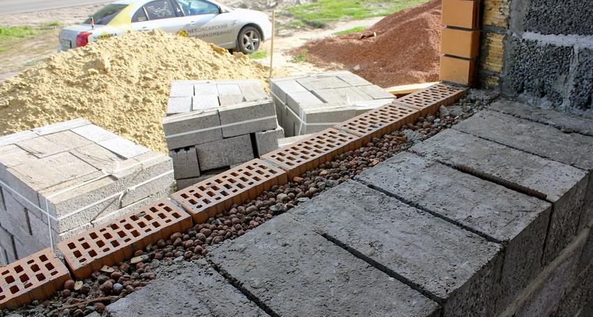 Утепление стен керамзитом дает отличные результаты на весь срок эксплуатации здания