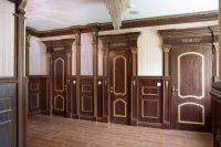 Деревянные входные двери должны соответствовать всем нормативам ГОСТа