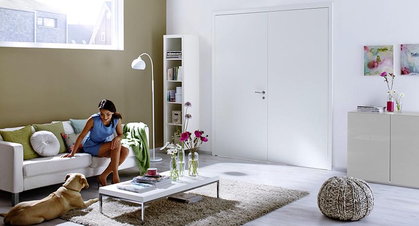 Алюминиевая дверь: разнообразие входных и межкомнатных конструкций