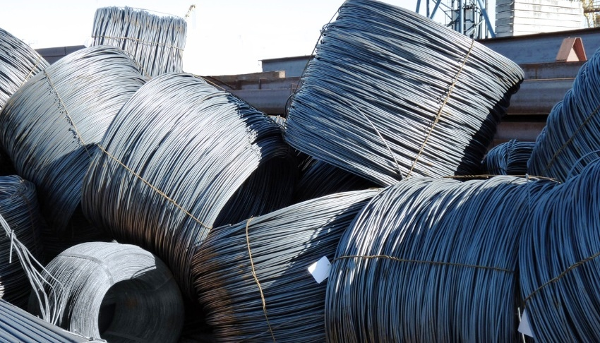 Для производства арматурной проволоки используется низкоуглеродистая сталь