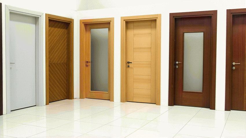 Сегодня рынок предлагает большое разнообразие дизайна дверей на любой вкус