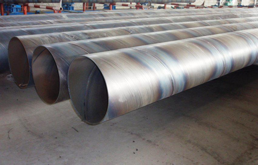 Сварной спиральный прокат подразумевает технологию изготовления труб из листового металла со спиральным швом