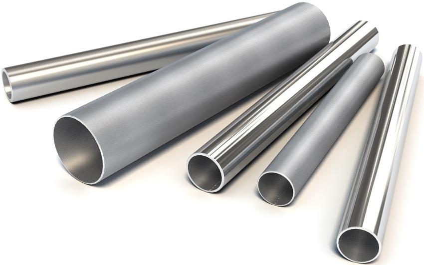 Самой востребованной считается труба стальная прямошовная