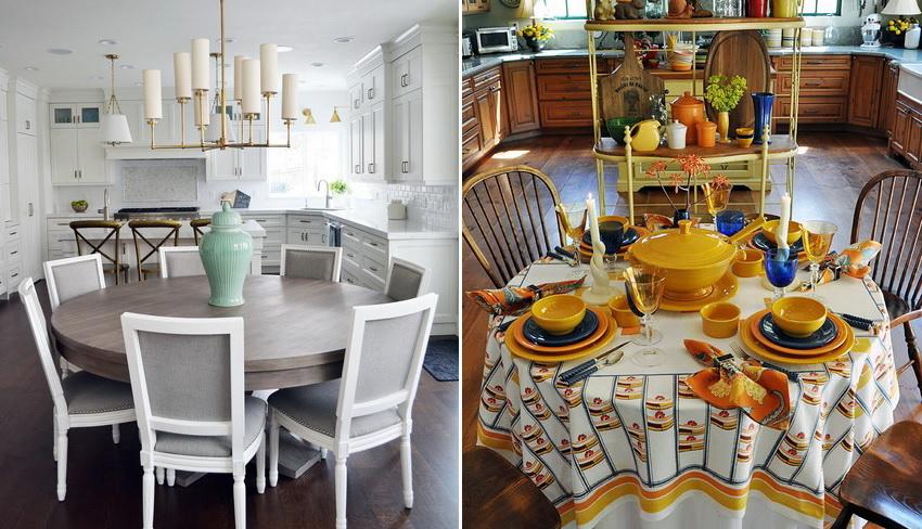 Немаловажно учитывать качество покрытия стола, так как его эксплуатация на кухне сопряжена с постоянными загрязнениями