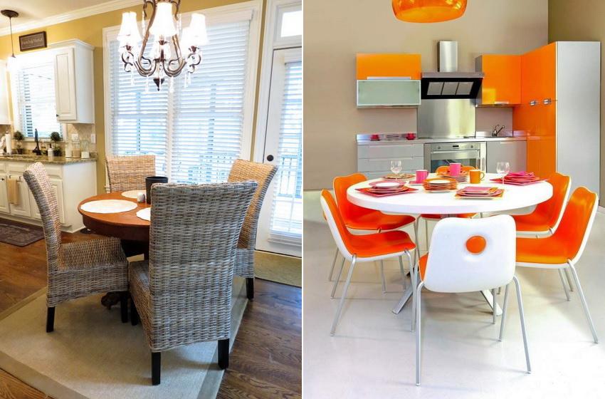 Для того чтобы стол служил долго, лучше выбирать модели из натурального дерева и качественного пластика
