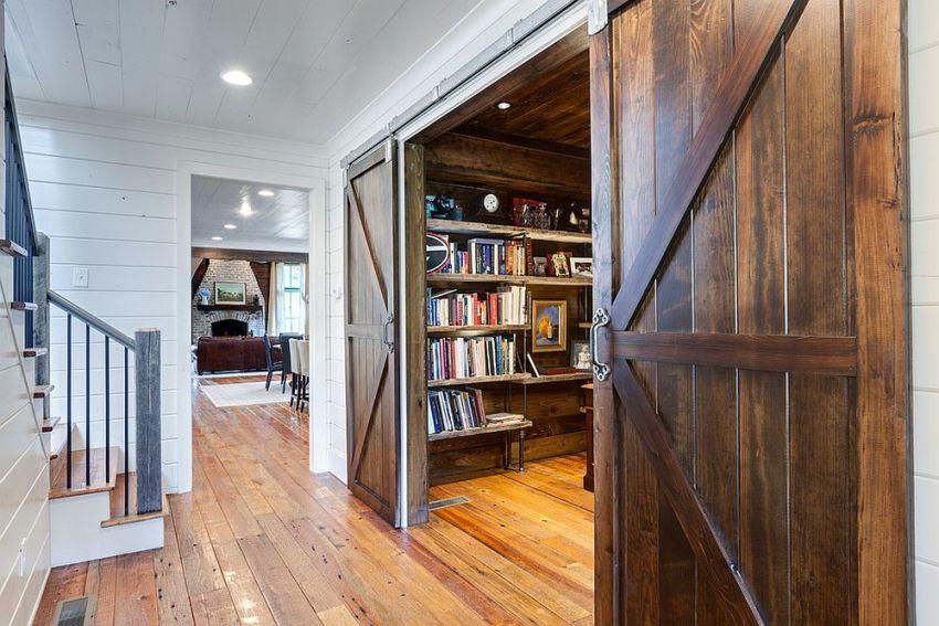 Конструкции различных видов межкомнатных дверей заметно отличаются друг от друга
