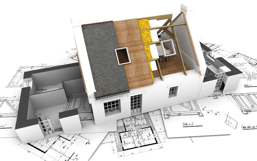 В пакет для получения разрешения на строительство должны входить: чертежи постройки, сметы, схемы земельного участка