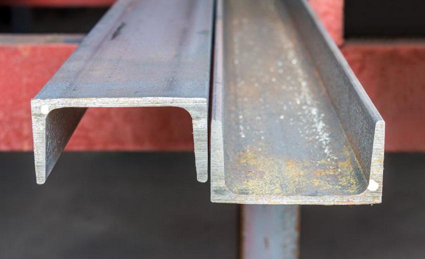 Изготовление швеллеров осуществляется на специальном оборудовании в соответствии с установленными стандартами качества