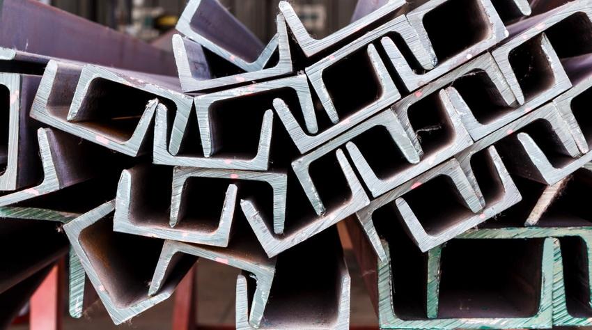 Швеллеры изготавливают горячекатаным, холоднокатаным и способом сгибания листов металла