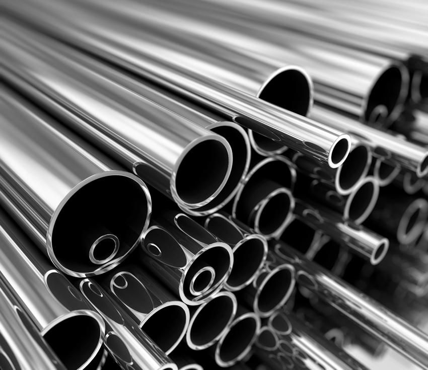 Основная часть металлических трубных изделий имеет круглое сечение