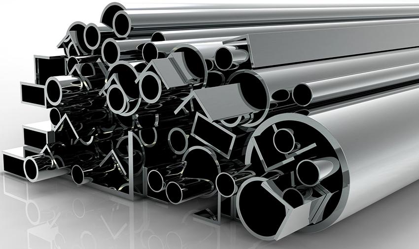 Ассортимент металлопроката формируется по трем показателям: размер, форма сечения и характеристики