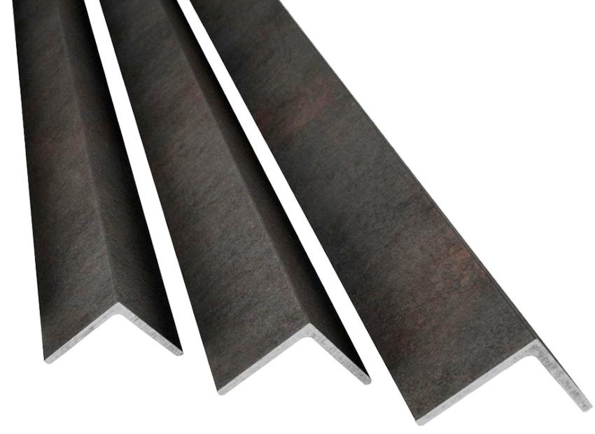 Толщина полок стального уголка 50х50 может быть разной