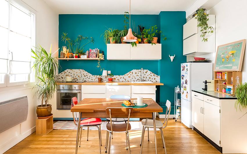 Размер стола необходимо выбирать исходя из количества человек проживающих в доме