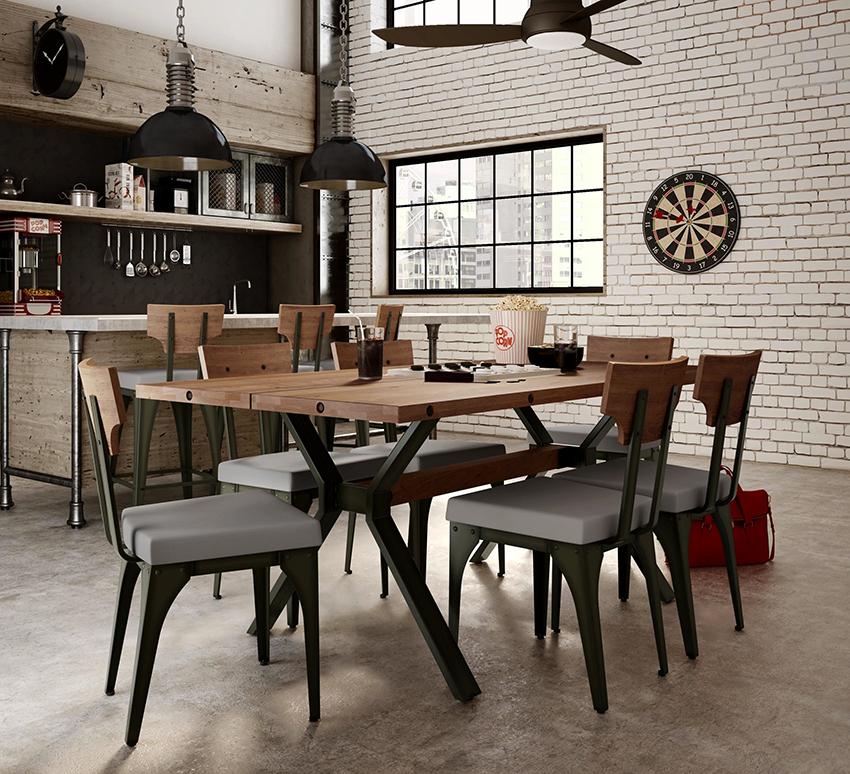 Мебель производства Италии отличается качеством и разнообразием моделей