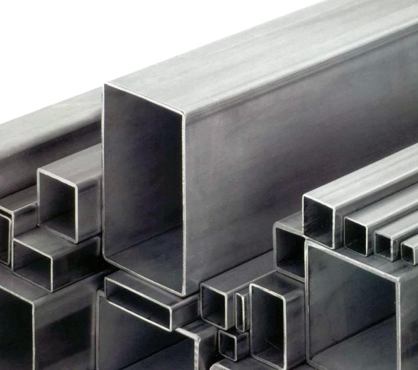 Для прямоугольных стальных труб существует собственная формула, с помощью которой определяется масса