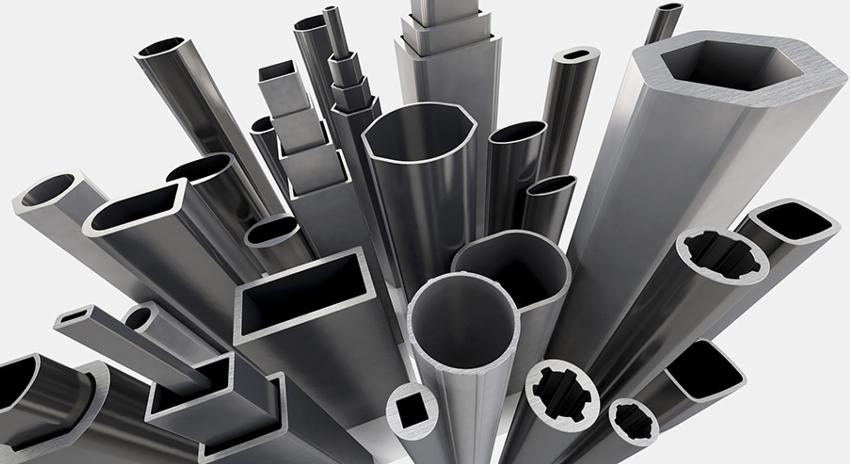 Кроме круглых и профильных изделий, существует еще один распространенный вид – трубы с нестандартным сечением