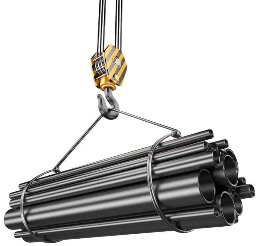 Масса стальных труб определяется тремя способами: формулами, таблицами, калькулятором