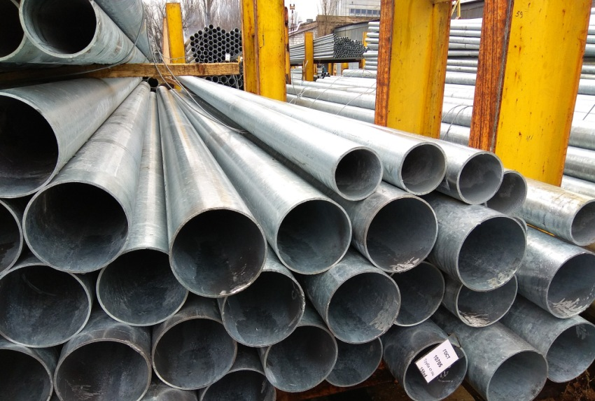 Металлические трубы отличаются высокими прочностными характеристиками