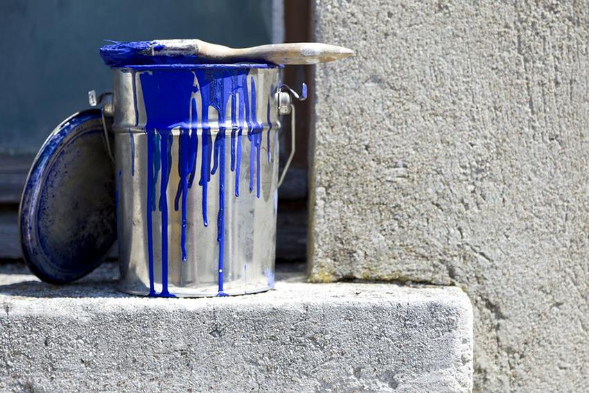 Калиевое жидкое стекло часто входит в состав лакокрасочных материалов
