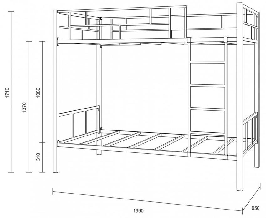 двухъярусная кровать своими руками сборка разных конструкций