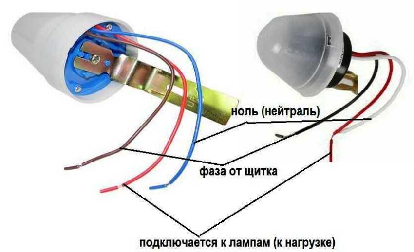 Важно правильно соединить проводники, выходящие из корпуса самого регулятора с лампой и сетью