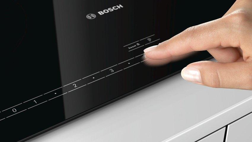 Наибольшей популярностью среди потребителей пользуются модели индукционных плит мирового бренда Bosch (Германия)