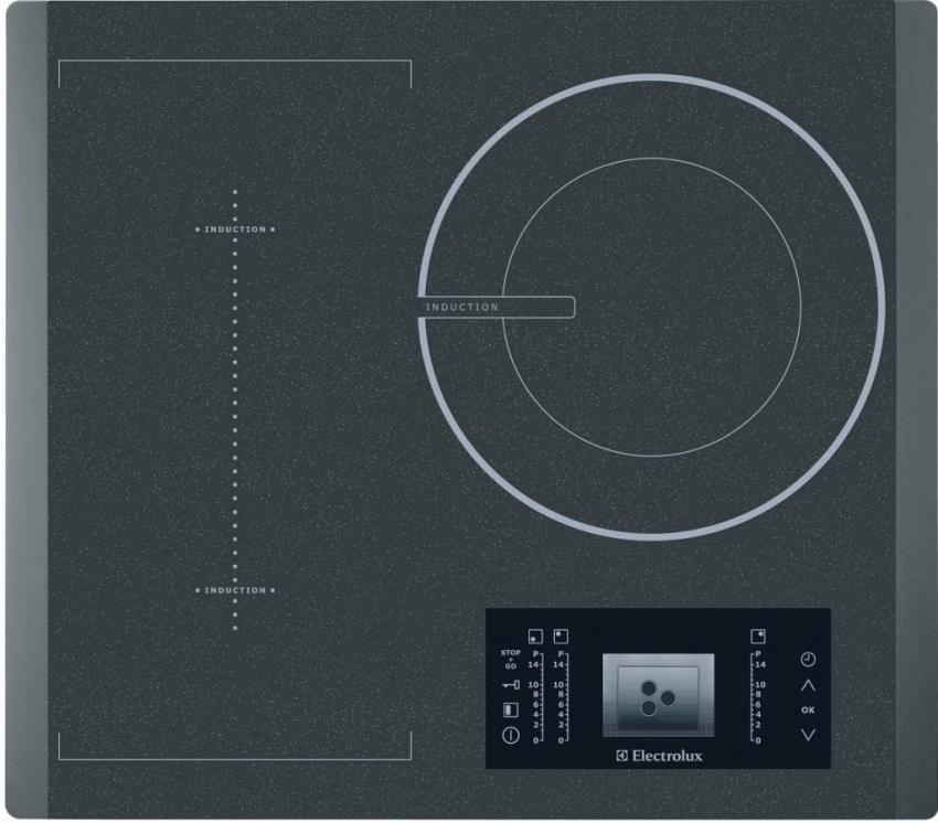 Плиты Electrolux оснащены расширенным набором функций, что делает их незаменимыми для реализации всевозможных кулинарных идей