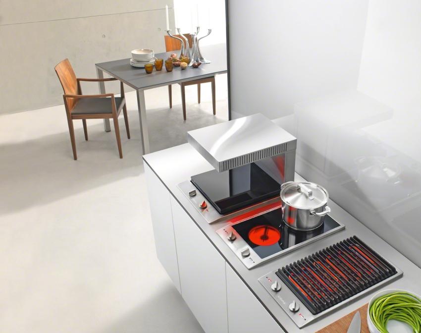 Индукционная плита — кухонная электрическая плита, разогревающая металлическую посуду индуцированными вихревыми токами